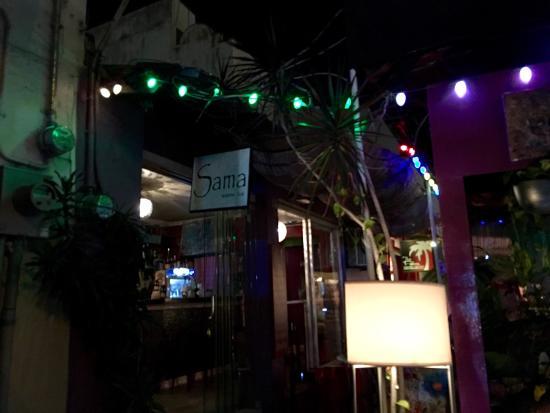 Sama Martini Lounge