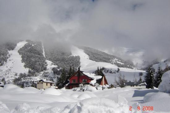 Gea Catedral y Pistas de Ski a 150 mts