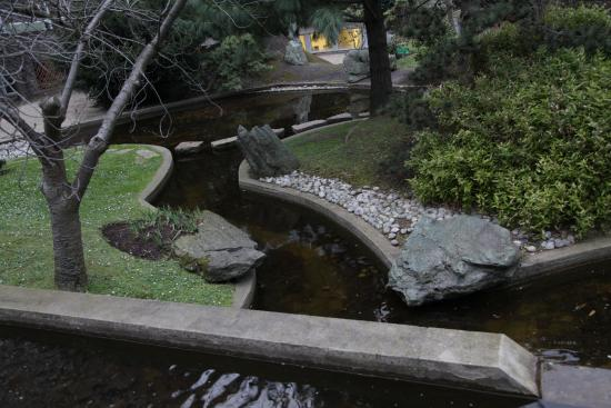Paris, France: Японский садик