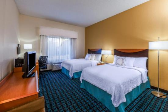 dbdb room picture of fairfield inn suites bentonville rogers rh tripadvisor com