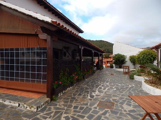 überdachte Terrasse überdachte terrasse des hotels picture of finca la hacienda rural