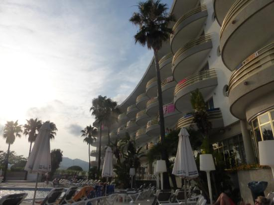 Hotel Mercury Aufnahme