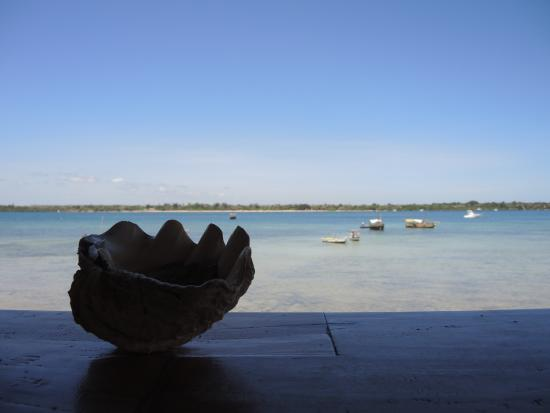 Шимони, Кения: Restaurant, Wasini island