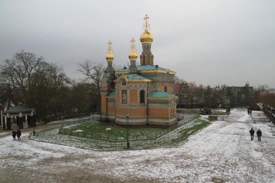 Russian Orthodox Church of St. Mary Magdalene