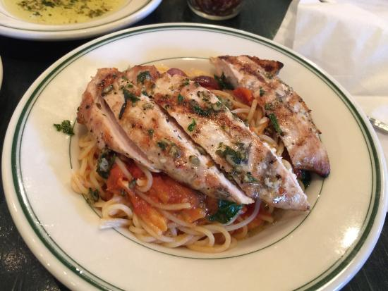 Mandola's Italian Market: This is the second time I've eaten here and both times the food has been very good. The service