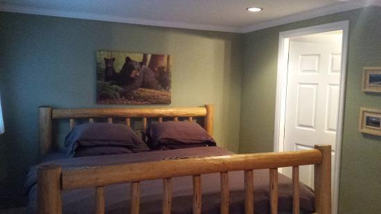 Riverbend Guest House B&B: Rivebend Chilliwack River Cabin