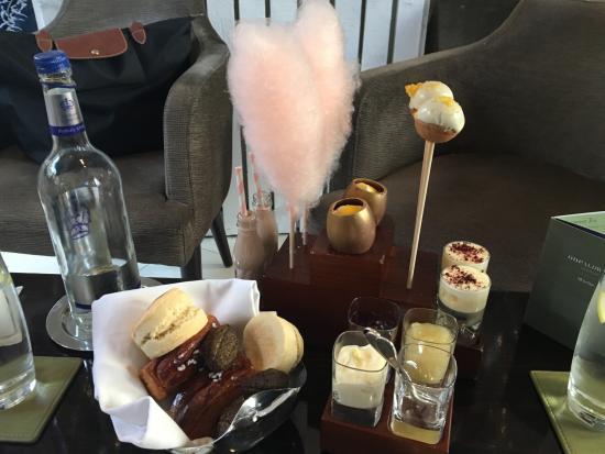 One Aldwych: Sweet Afternoon Tea