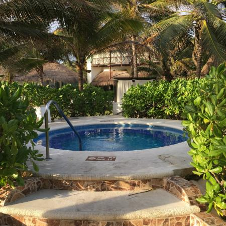 El Dorado Casitas Royale By Karisma Hot Tub In Section 30 And It