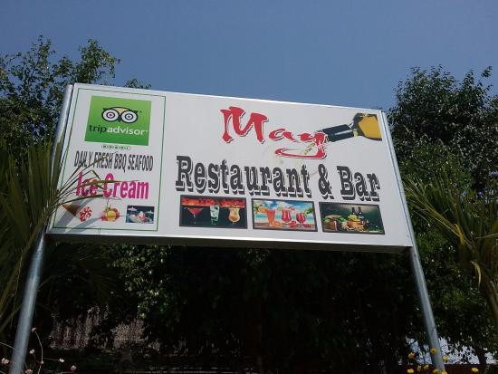Duong To, เวียดนาม: May restaurant