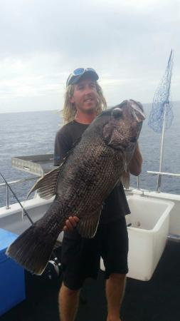 Mills Charters: Our Deckhand with a Dhufish