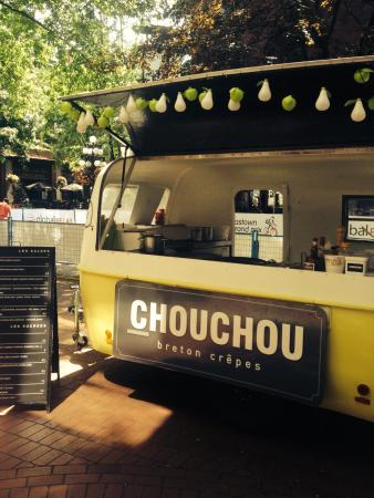Chouchou crepes