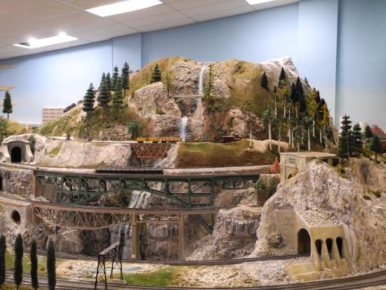‪Detroit Model Railroad Club‬