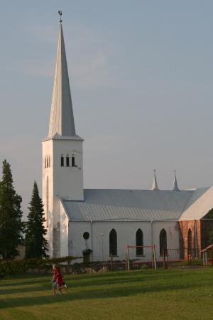Церковь эстонской евангелическо-лютеранской церкви