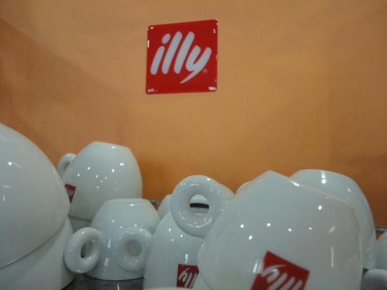 La Capricciosa: caffe' Illy