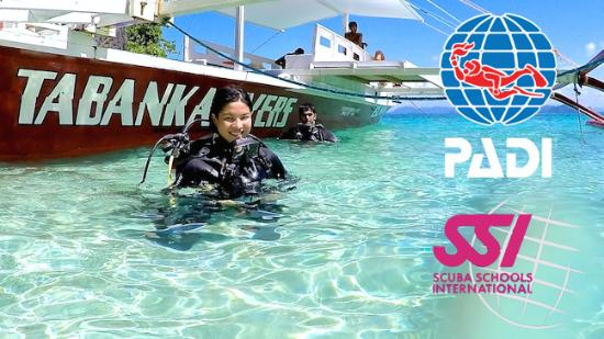 PADI and SSI Courses - Picture of Tabanka Divers El Nido, El