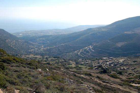 Anezina Village : Making our way back to Anezina after a 6 hour hike