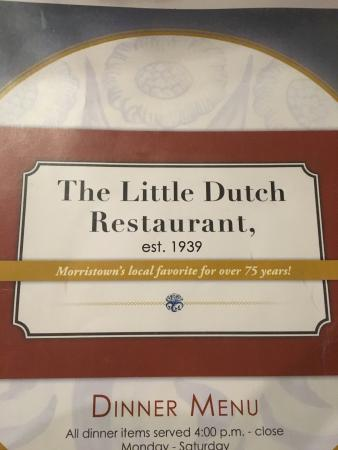 Little Dutch Restaurant: photo0.jpg