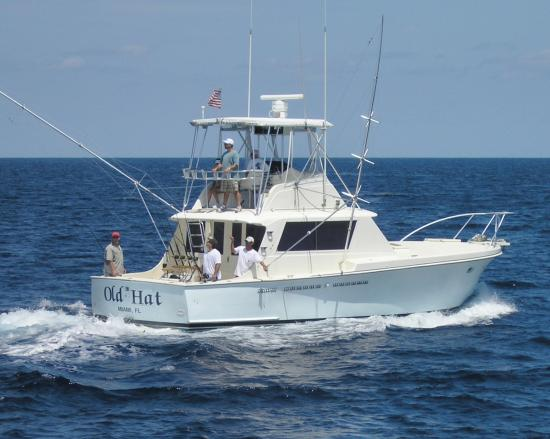 Picture of old hat deep sea fishing charters for Deep sea fishing trips