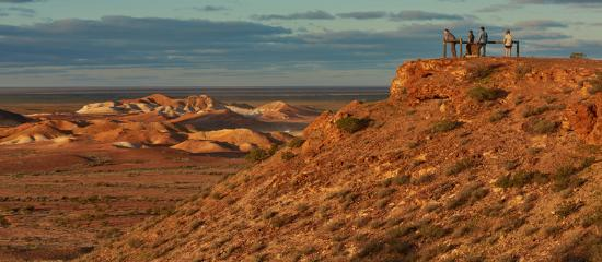 Coober Pedy, Australia: The Breakaways Conservation Park