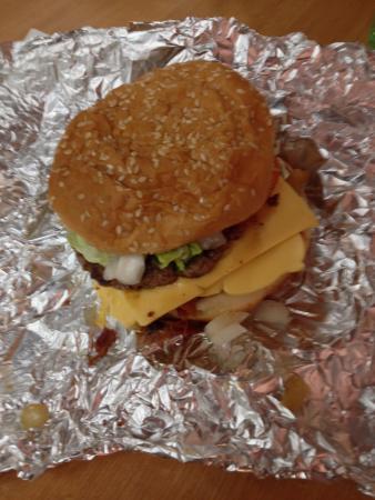 Five Guys: Burger