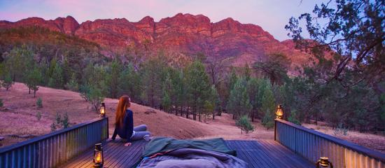 Flinders Ranges, Australia: Elder Camp, Arbaka Station