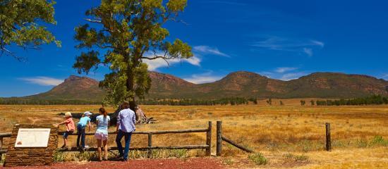 Flinders Ranges, Australia: Flinders-Ranges-2