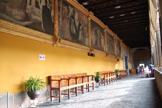 Cusco, Peru: Telas do acervo