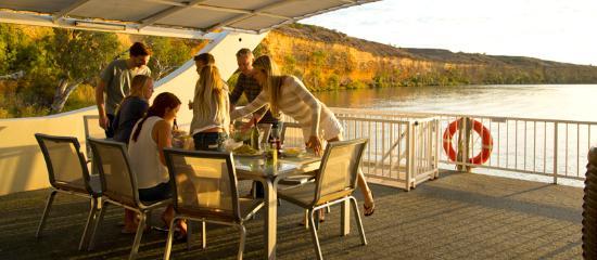 Murray Bridge, Australia: Houseboating