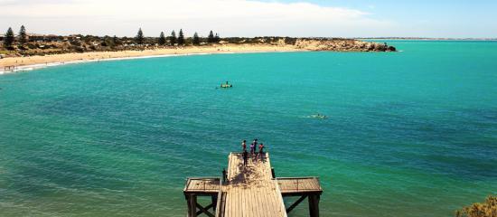 Victor Harbor, Australia: Horseshoe Bay, Port Elliot