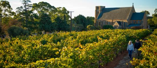 Clare Valley, Αυστραλία: Sevenhill Vineyard