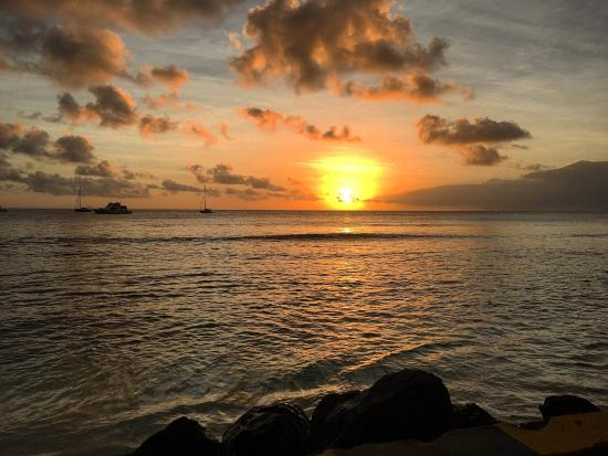 Conrado Beach Resort : Beautiful views from the hotel