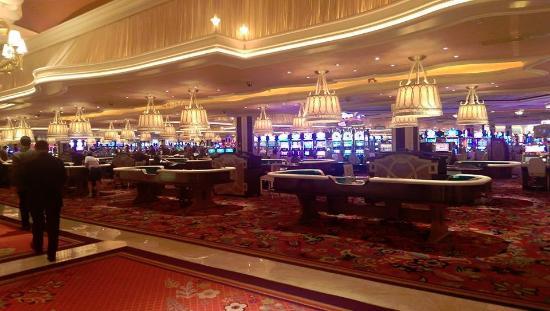 Wynn Las Vegas: Casino Floor