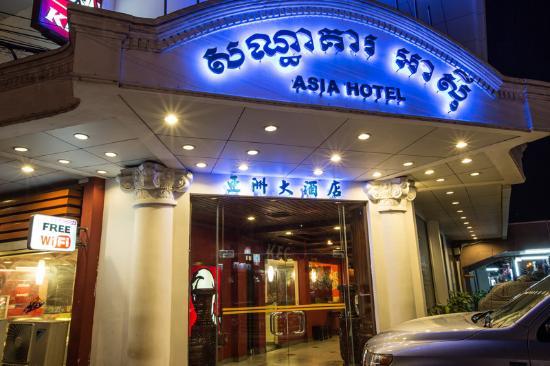 Window View - Picture of Asia Hotel, Phnom Penh - Tripadvisor