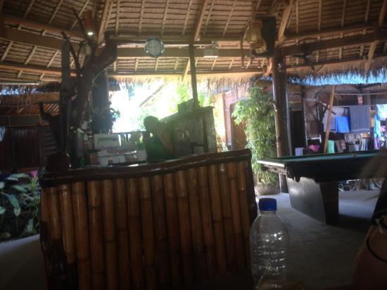 Frendz Resort Boracay: reception