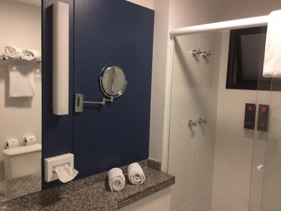 Adagio Sao Paulo Itaim Bibi: Banheiro grande