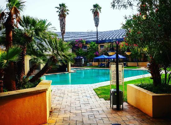 Mmabatho Palms Hotel Casino an...