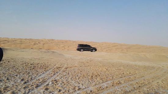 Liwa Oasis, Emiratos Árabes Unidos: Liwa Desert
