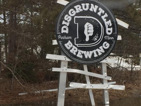 Perham, MN: Disgruntled Brewing