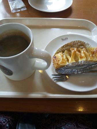 Tully's Coffee Toyama Futakuchi