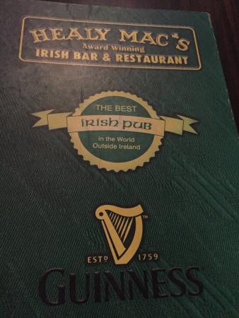 Healy Mac's Irish Bar & Restaurant Photo