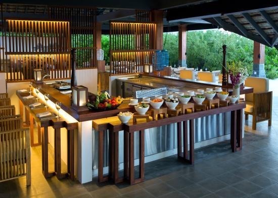 Raa Atoll: Meyzu Japanese Restaurant