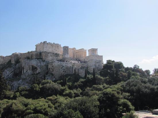 vista - Picture of Areopagus, Athens - TripAdvisor
