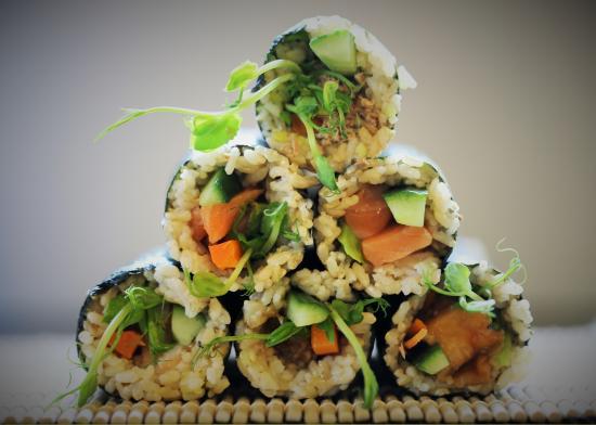 Peko Peko: fresh sushi