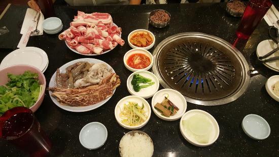 Palace Korean BBQ