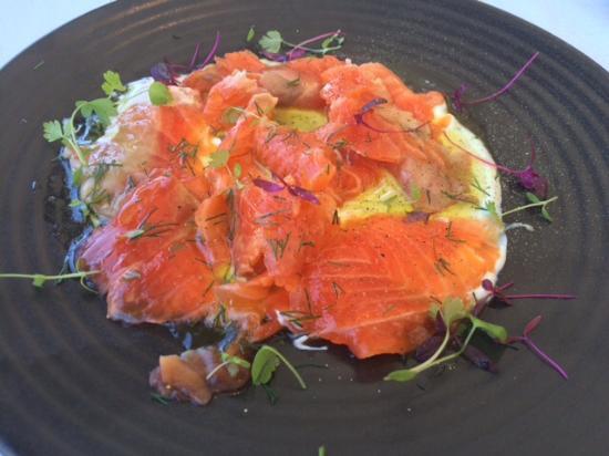 Lugarno Seafood Restaurant Menu
