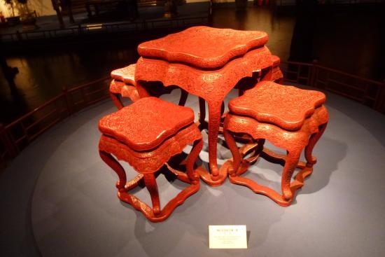 Shanghai Museum (Shanghai Bowuguan): Ming Furniture