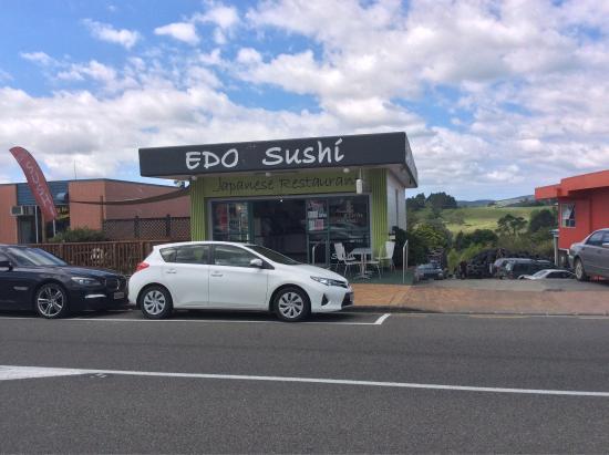 Wellsford, نيوزيلندا: Edo Sushi