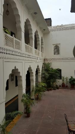 Landscape - Heritage Khandwa Haveli Hotel Photo