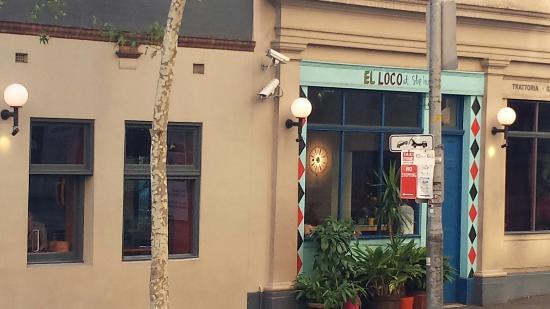 El Loco at Slip Inn
