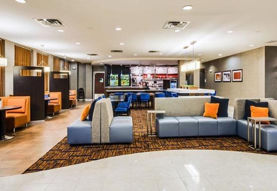 Courtyard Fort Lauderdale SW/Miramar: Lobby